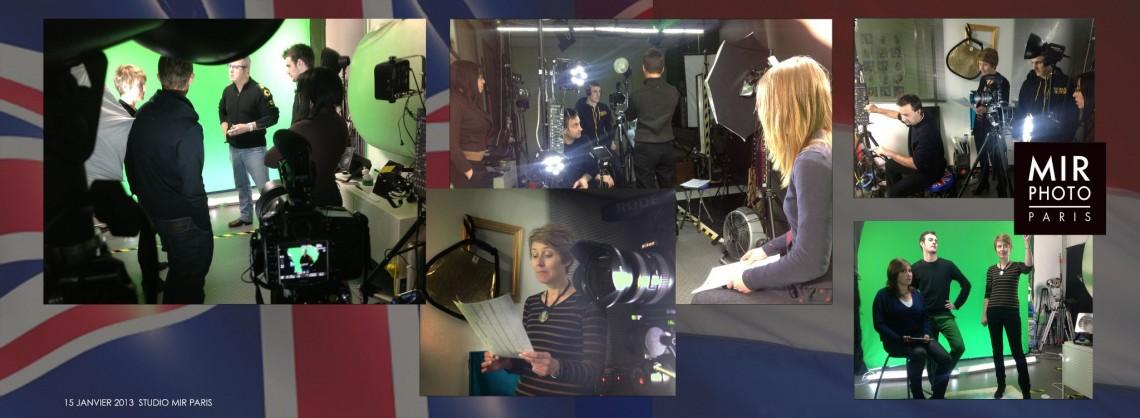 Le Pas-de-Calais dans le studio Mir Photo