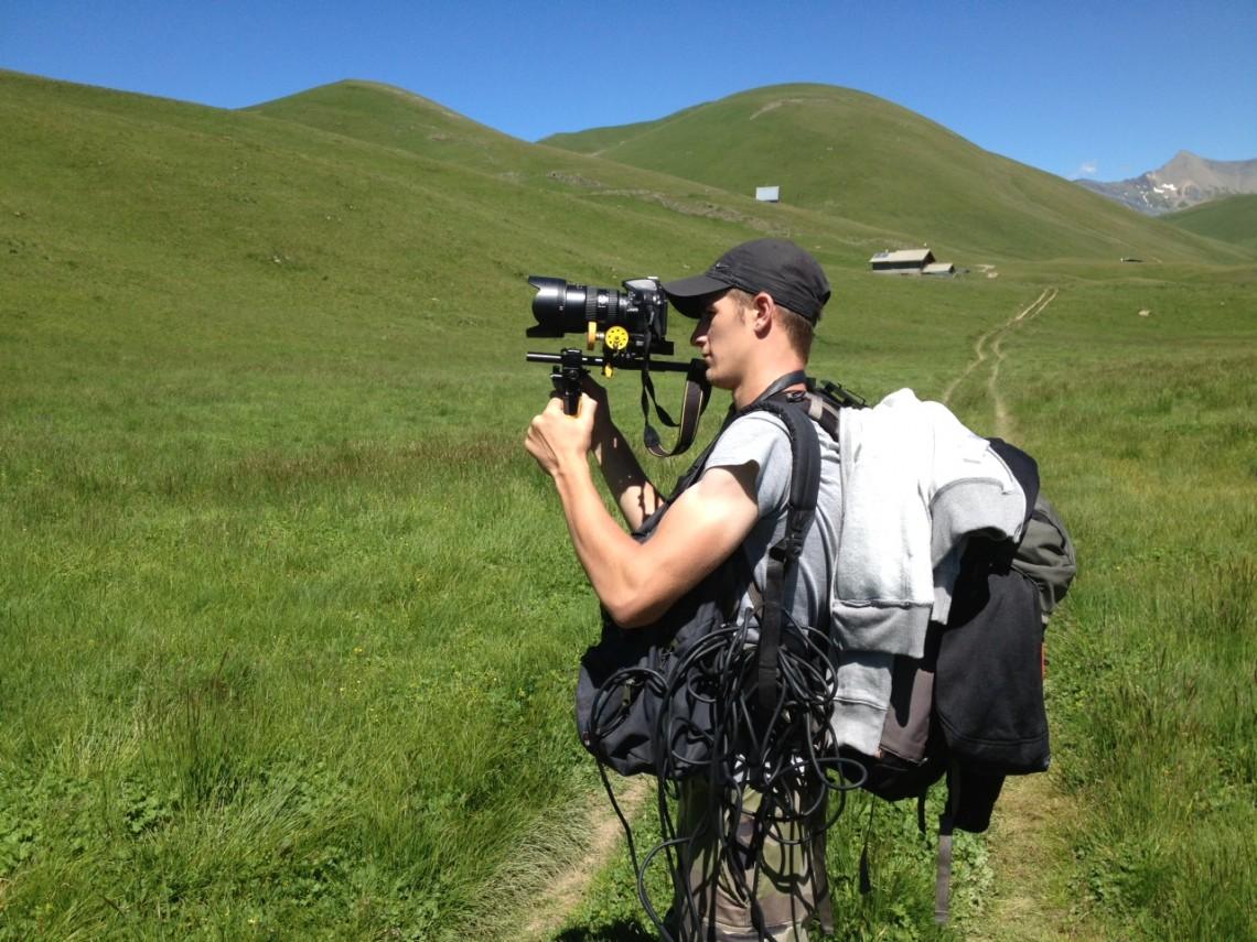 Les Alpes du Nord : studio de plein air