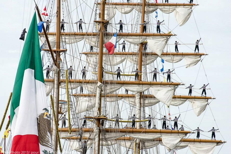 Vidéo pour la promotion d'un évènement: La Grande Armada de Rouen