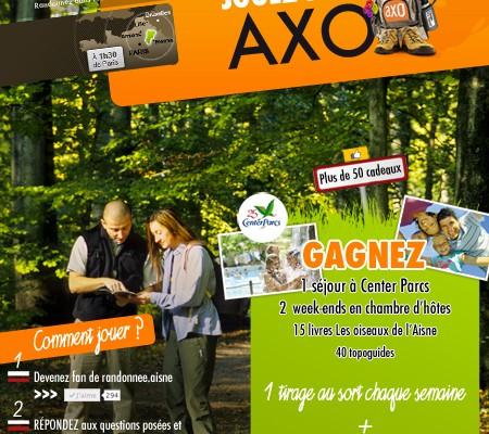Aisne – Jouez avec Axo !