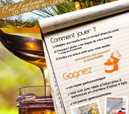 Loiret, concours recettes