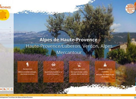 Alpes de Haute-Provence tourisme